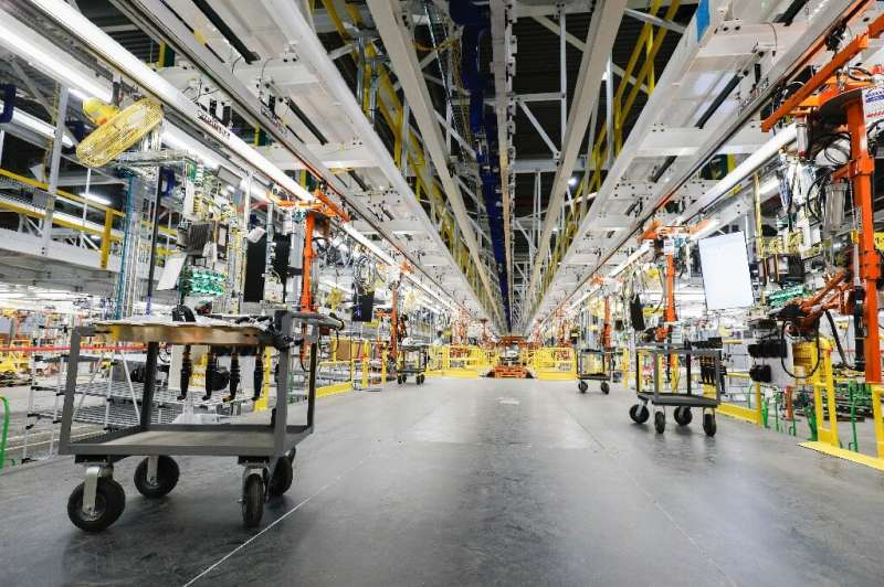 The collaboration between General Electric and General Motors to source rare materials comes amid a global shortage of semicondu