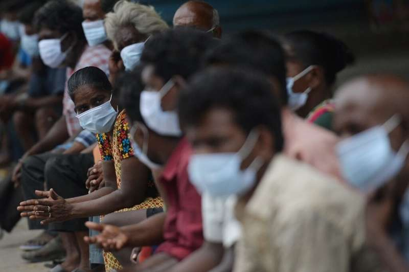 The coronavirus variant firstdetected in India has now been officially recorded in 53 territories
