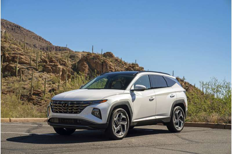 The five best hybrid SUVs you can buy
