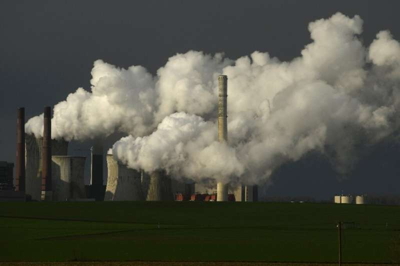 The fossil fuel sector accounts for 35 percent of human-caused methane emissions, the UN said