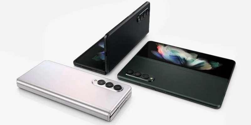 The Galaxy Z Fold3 5G