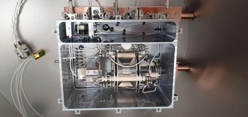 The heart of a lunar sensor