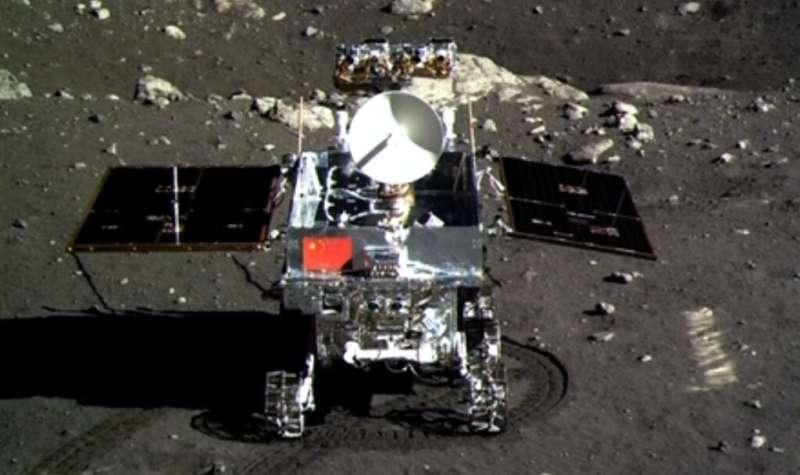 China's 'space dream' The-jade-rabbit-lunar