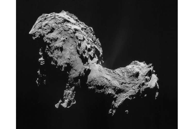 'The line is getting fuzzier': asteroids and comets may be more similar than we think