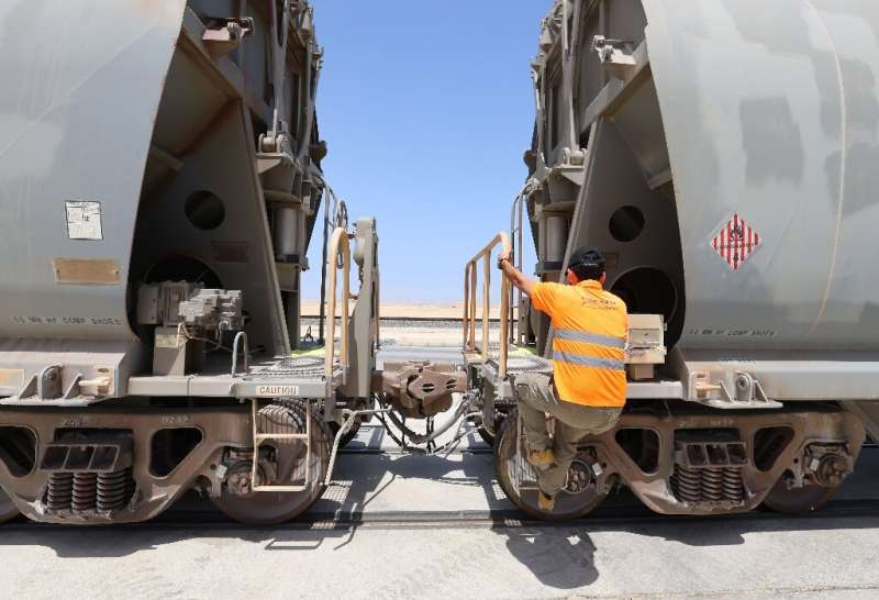 The long-term plan is to be part of a wider railway network that would connect all six Gulf Cooperation Council countries