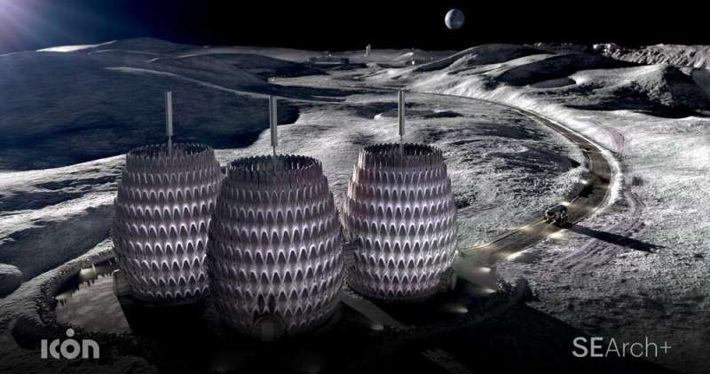 The Lunar Lantern could be a beacon for humanity on the moon