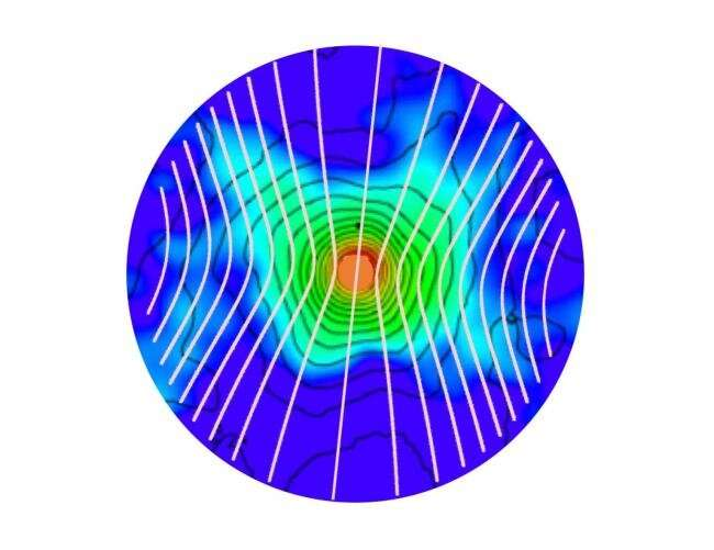 magnetic properties of star-forming dense cores The-magnetic-propertie