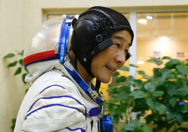 The mission is one of several this year by non-professional astronauts including Yusaku Maezawa