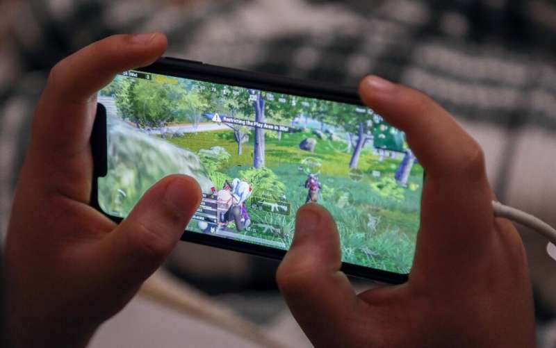 """The mobile version of the video game has become so popular in Iraq that the country's youth have been dubbed the """"PUBG gene"""