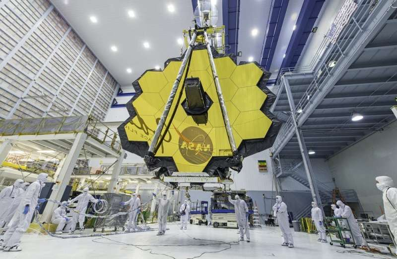 The most powerful space telescope ever built will look back in time to the Dark Ages of the universe