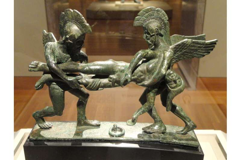 The origin and legacy of the Etruscans