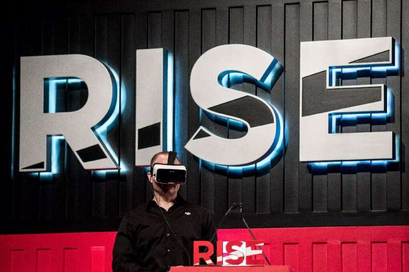 The RISE conference has been held in Hong Kong for five years