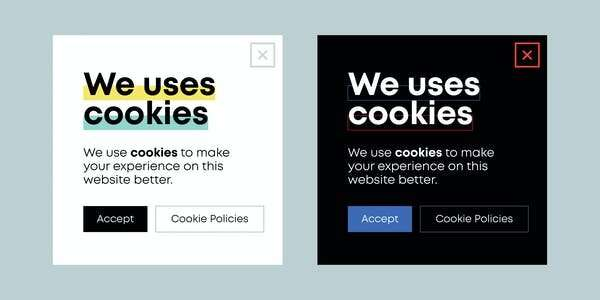 The rise of dark web design: how sites manipulate you into clicking