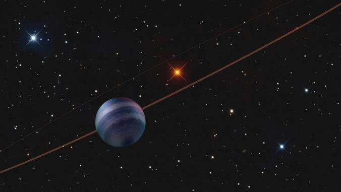 The second-coldest imaged exoplanet found to date The-second-coldest-ima