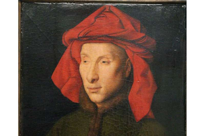 The secrets of perspective of Jan Van Eyck's paintings unveiled by computer vision