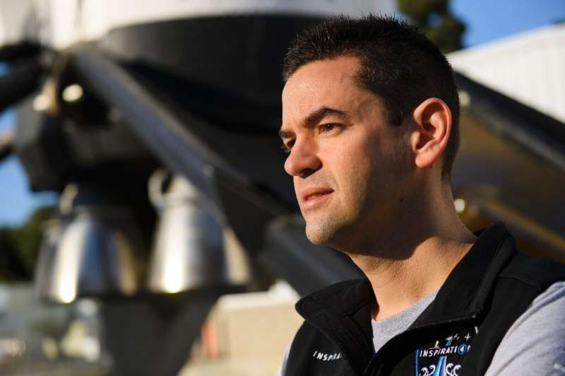 The SpaceX flight has been chartered by American billionaire Jared Isaacman, the 38-year-old founder and CEO of payment processi