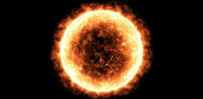 Why the sun's atmosphere is hundreds of times hotter than its surface The-suns-atmosphere-is