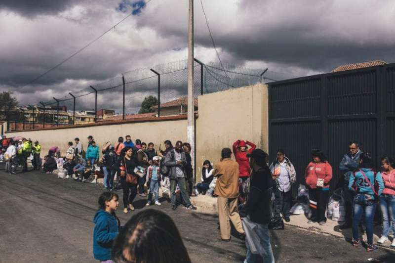 The TB health crisis in Latin American jails