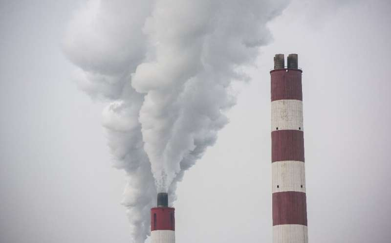 The think-tank Carbon Tracker has said that five Asian countries are responsible for 80 percent of new coal power stations plann
