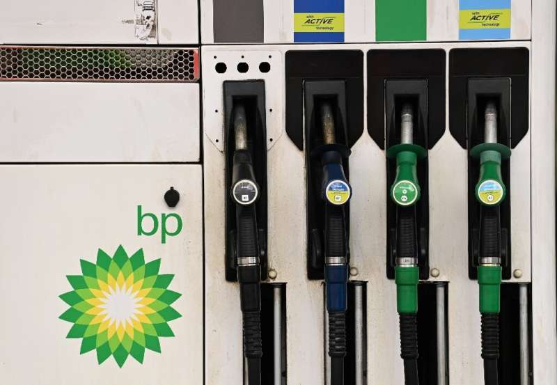 The Times reported that at least 50 of BP's 1,200 service stations were out of at least one type of fuel, while the UK's transpo
