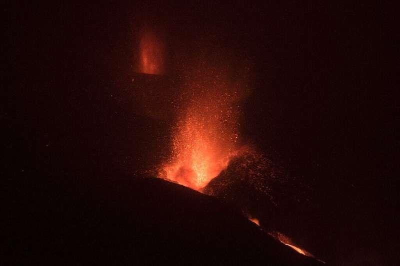 La erupción del volcán ha afectado predominantemente al valle de Aridane en el flanco occidental de la isla donde la lava ha destr