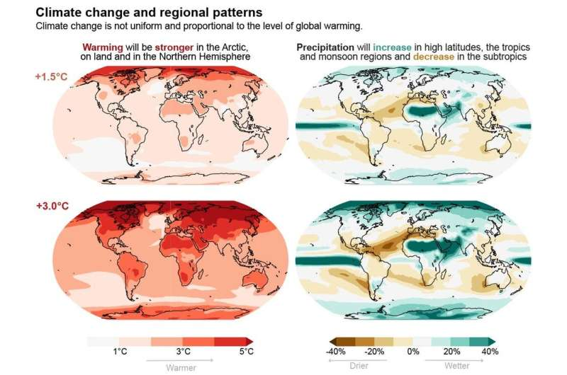 The water cycle is intensifying as the climate warms, IPCC report warns – that means more intense storms and flooding
