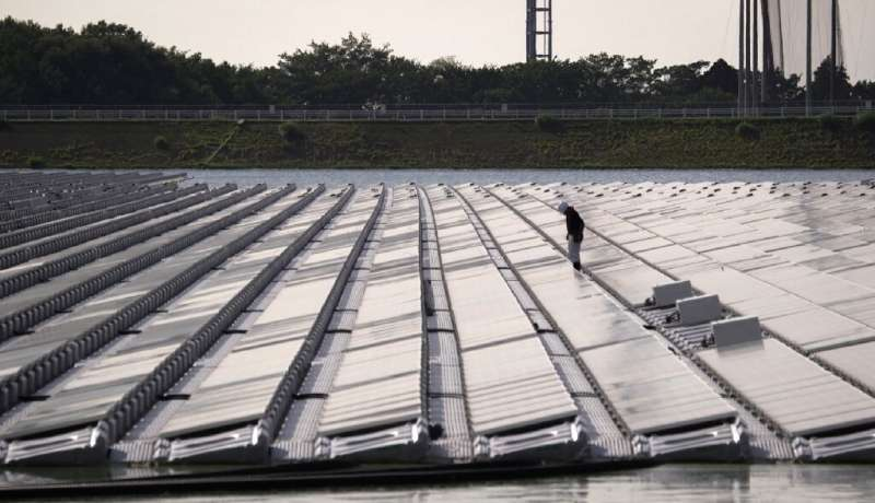The world's third largest economy is still heavily reliant on fossil fuels