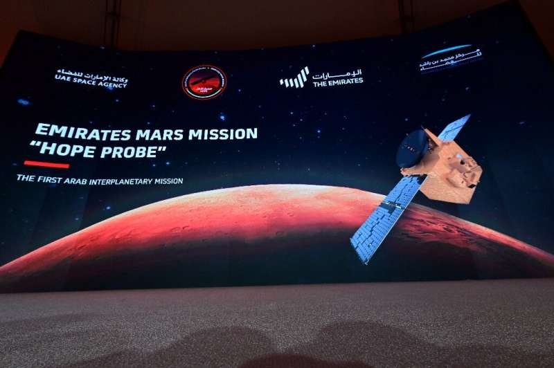 The Arab world's first space missionis set to carry out a tricky manoeuvre to enter Mars' orbit and if successful will reveal t