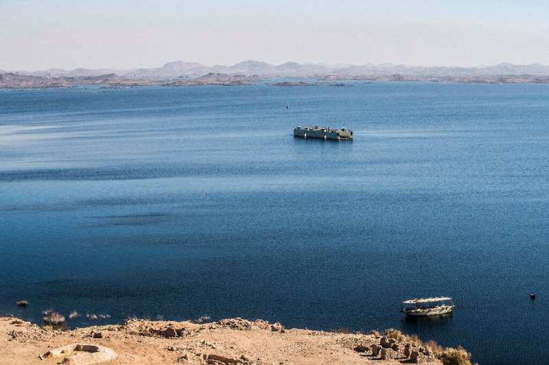 The Aswan dam created the vast Lake Nasser, which flooded the homeland of Egypt's Nubian people, forcing tens of thousands of le