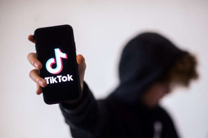 """The former children's commissioner for England, Anne Longfield, says that behind TikTok's fun songs and dances """"lies someth"""