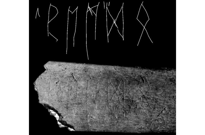 The Germanic runes belong to the so-called Elder Futhark script