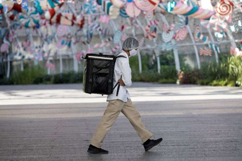The global jobless rate jumped to 6.5 percent last year, UN data shows