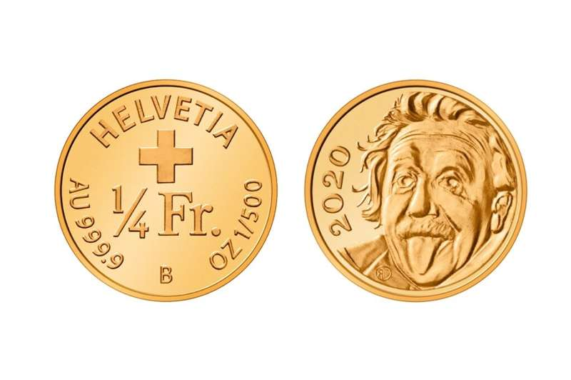 The images on the world's smallest commemorative coin are too small to see with the naked eye