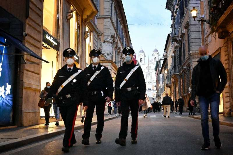 The Italian government ha stightened restrictions across most of the country from March 15, after it recorded it recorded a big