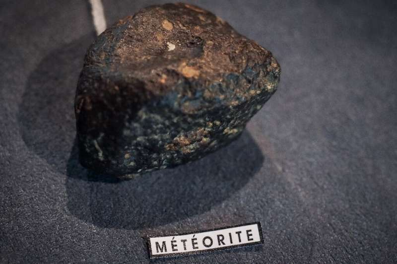 The meteor—known as Erg Chech 002—was discovered in May 2020 by researchers working in the Algerian Sahara desert
