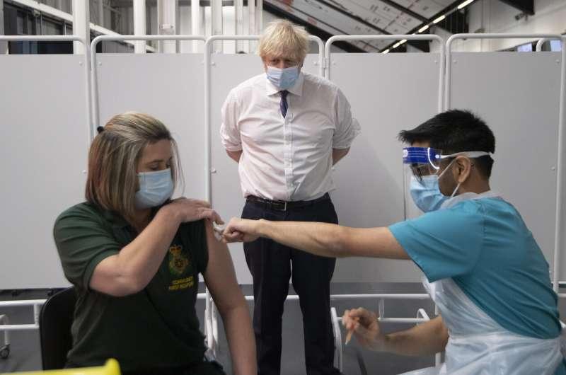 'The most dangerous time': UK sees toughest virus threat yet