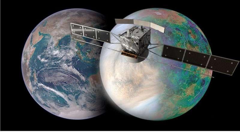 Lalu ada 3: NASA berkolaborasi dalam misi Venus baru Badan Antariksa Eropa
