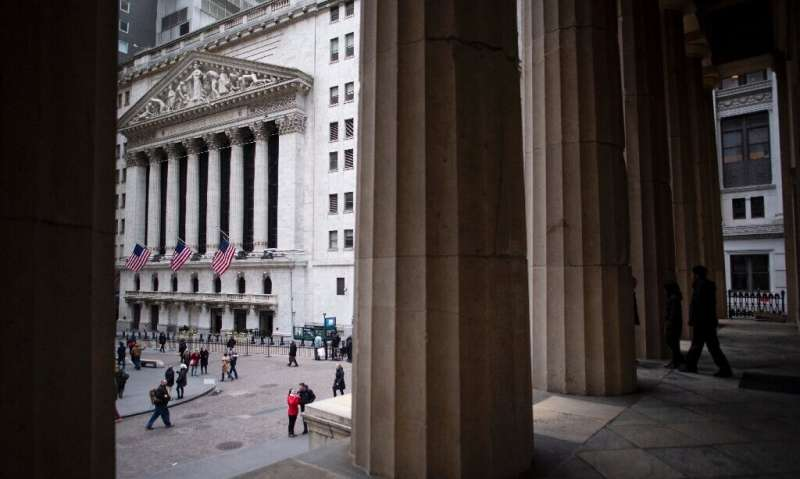 The NYSE announcement comes just days after the exchange said the three firms would be delisted