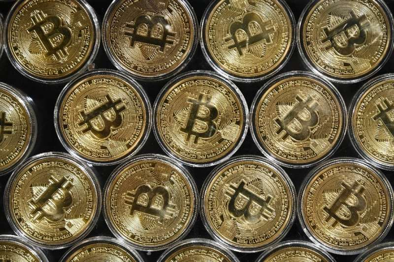 The price of a bitcoin has rise by nearly 90 percent since the start of this year