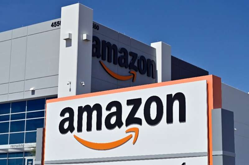 There are no worker unions at E-commerce giant Amazon's facilities in the United States
