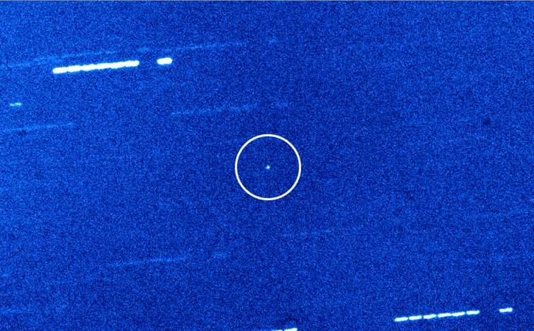 There should be about 7 interstellar objects passing through the inner solar system every year