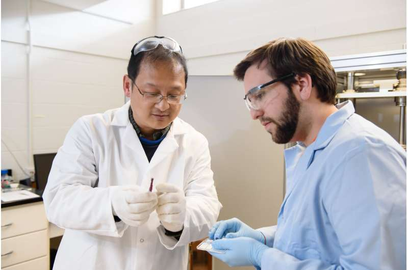 Thermoelectric material discovery sets stage for new forms of electric power in the future