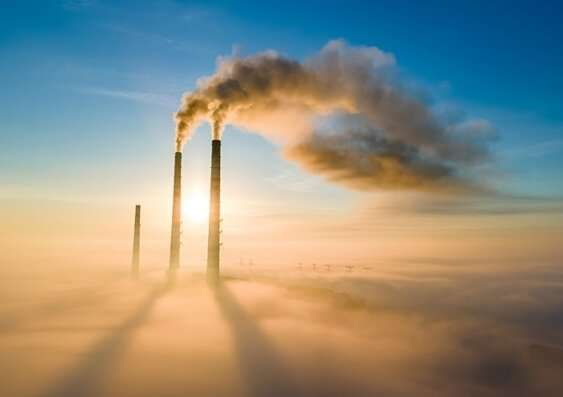 'They just kept on rising': data reveals alarming greenhouse gas increase