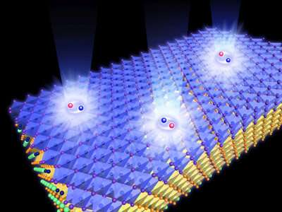 Thin cuprous iodide film will enable better optoelectronic devices