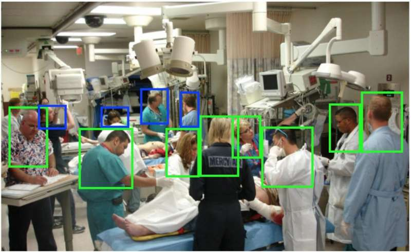 This system helps robots better navigate emergency rooms