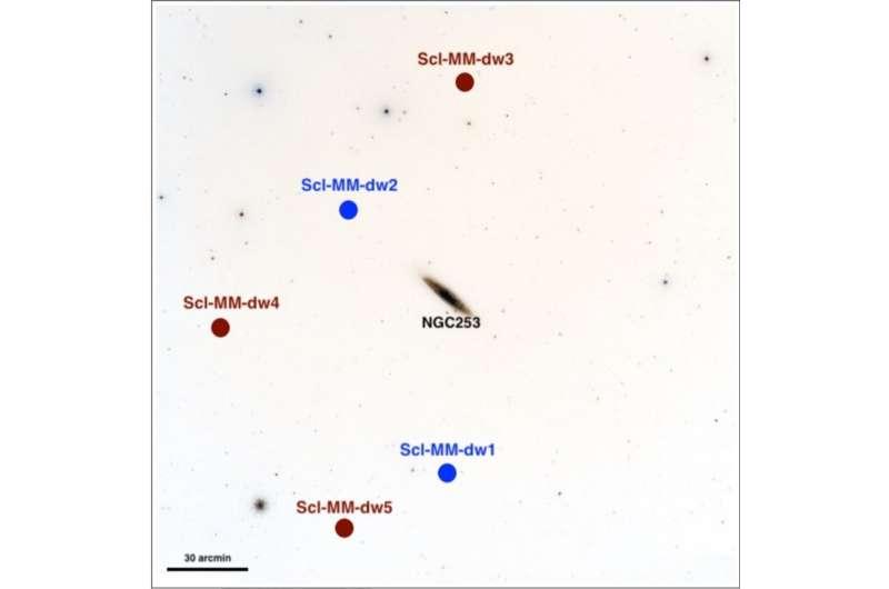 Three new ultra-faint dwarf galaxies discovered