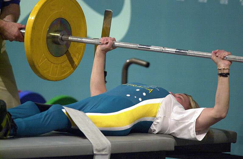 Three reasons why Paralympic powerlifters shift seemingly impossible weights