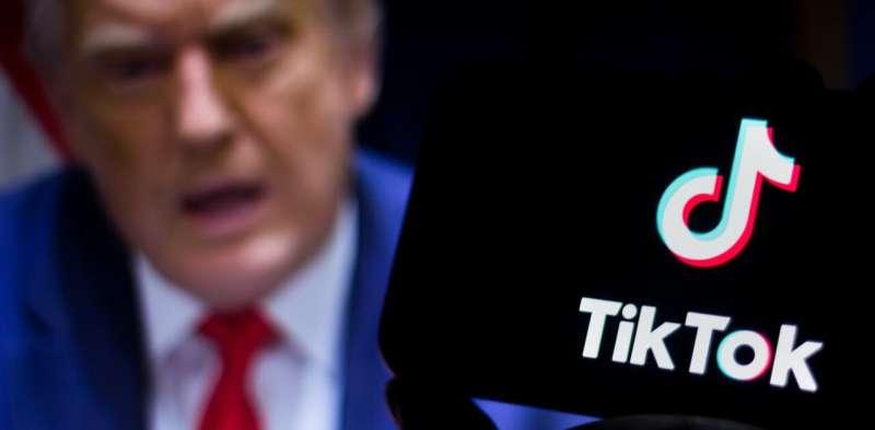 TikTok et géopolitique: comment le `` nationalisme numérique '' menace d'enraciner les grandes technologies