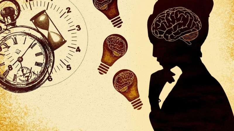 Time perception and sense of touch: a new connection