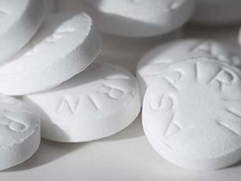 Too many older americans are taking daily aspirin